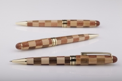 Exotic Wooden Twist Pen