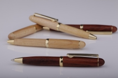 Mini Twist Wooden Pen