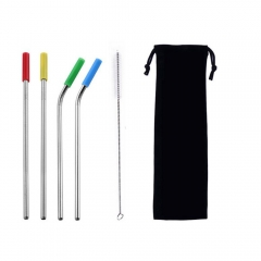 Stainless Steel Straw Kits
