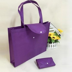 Foldable Shop Tote