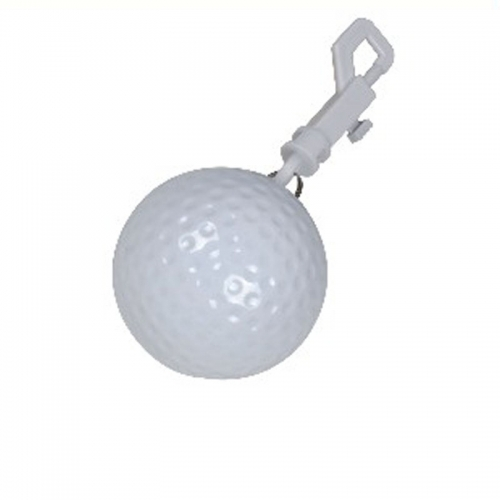 Golf Ball Poncho Clip