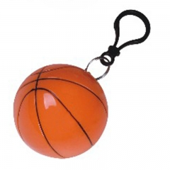 Poncho Basket Ball Clip