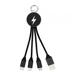 Light-Up Logo Charging Cable