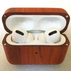 Airpods Pro Wood Case