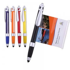 Touch Stylus Banner Pen
