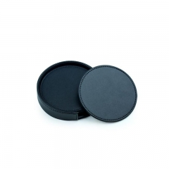 PU Leather Coaster