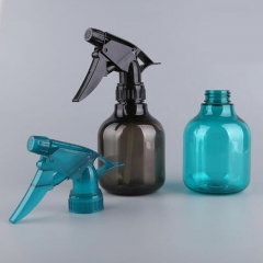 Empty refillable Plastic Trigger Mist Spray Bottle