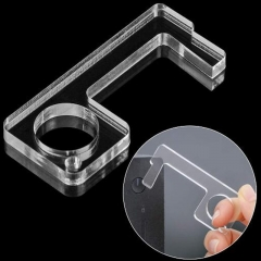 Touchless Acrylic Sanitary Key