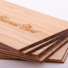 Bamboo Name Cards